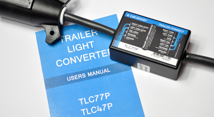Trailer Light Converter Usa To Eu